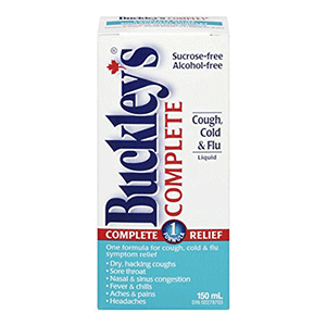 BUCKLEY'S COUGH & COLD & FLU 150ML