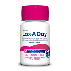 LAX-A-DAY (30 DOSE) 1G/G