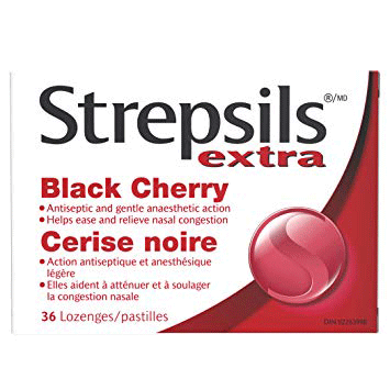 STRPSILS BLACK CHERRY 24 4.0-2.4MG